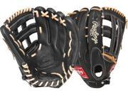 "Rawlings PROS27HFMO 12.75"" Pro Preferred Mocha Series Glove New With Tags!"