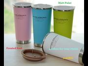 1piece - Stainless steel 450ml starbucks vacuum cup ,thermos water mug ,thermal coffee tumbler