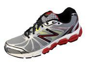 New Balance M780SR4 Sneaker 780V4 ABZORB Sole Silver/Gray/Red Running Shoe