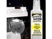 Hampton Direct Stove Hood Degreaser - Oven & Stove Top Spray/Cleaner - 8 fl. oz.