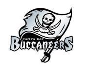 Tampa Bay Buccaneers NFL Auto Emblem