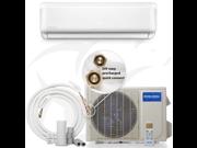 MRCOOL DIY 18K BTU 14 SEER Server Room Ductless Mini-Split Heat Pump