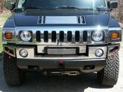 2003-2009 Hummer H2 5pc. Luxury FX Chrome Front Bumper Cover