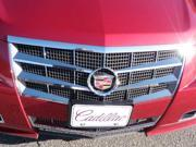 2008-2013 Cadillac CTS 16pc Luxury FX Chrome Top & Bottm Grille Insert