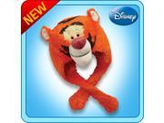 Authentic Pillow Pets Tigger Disney Hat Plush Toy Gift
