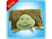 Authentic Pillow Pet Turtle Reptile Blanket Plush Toy Gift