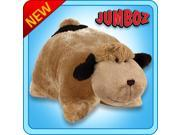 "Authentic Pillow Pets Puppy Dog Huge XXL 30"" Jumboz Plush Toy Gift"