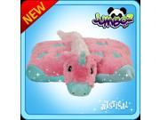 "Authentic Pillow Pets Mystical Unicorn Huge XXL 30"" Jumbo Plush Toy Gift"