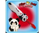 As Seen On TV Pillow Pets BrushPets Talking Toothbrush Comfy Panda Toy Gift