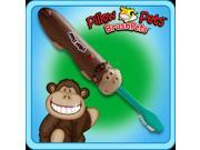 As Seen On TV Pillow Pets BrushPets Talking Toothbrush Silly Monkey Toy Gift