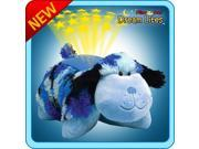 Authentic Pillow Pets Camo Dog Puppy Blue Dream Lites Toy Gift