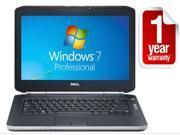"Dell Latitude E6420 - 2nd Generation i7 2.7GHz - 8gb RAM - 500GB Hard Drive - 14"" LCD Screen - Windows 7 Pro 64 - REFURBISHED - 1 YEAR WARRANTY"