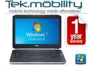 "Dell Latitude E6420 - 2nd Generation i7 Quad Core 2.2GHz - 16gb RAM - 160GB SSD - 14"" LCD Screen - Windows 7 Pro 64 - REFURBISHED - 1 YEAR WARRANTY!"