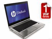 "HP EliteBook 8460p - Intel i7-2620M 2.7GHz - 8gb RAM Memory - 160gb SSD - WEBCAM - 14"" WideScreen - Window 7 Professional 64 - Refurbished - 1 YEAR WARRANTY"