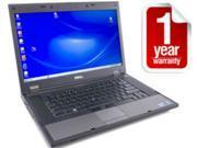 """DELL LATITUDE E5510 - Intel i7 2.67GHz - 15.6"""" Screen - 4GB - 500gb HDD - DVD-RW - WIN 7 HOME PREM 64 - REFURBHISHED - 1 YEAR WARRANTY"""