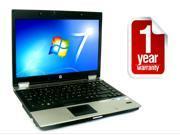 "HP EliteBook 8440p - i7-620m 2.66GHz CPU - 4gb ddr3 RAM - 128gb SSD - DVD-RW - 14"" HD Screen - Windows 7 Pro 64 - 1 YEAR WARRANTY"