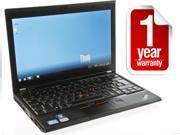 "Lenovo ThinkPad X220 SCRATCH & DENT Intel i5 2nd Gen 2.5GHz - 320GB Hard Drive - 4GB - 12.5"" LCD WIDESCREEN - WINDOWS 7 PRO 64 -  NOTEBOOK LAPTOP - 1 Year Warranty"