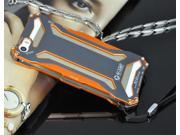 Fashion Double Color Aluminum Border Bumper Metal Phone Case For iPhone 5 5S iphone5 Case Cover