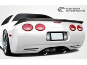 1997-2004 Chevrolet Corvette Carbon Creations AC Edition Rear Wing Trunk Lid Spoiler - 1 Piece