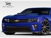2010-2013 Chevrolet Camaro Duraflex ZL1 Look Front Bumper Cover - 1 Piece