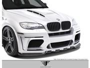 2008-2014 BMW X6 X6M E71 10-13 X5M E70 AF-5 Wide Body Front Bumper Cover (GFK) - 1 Piece