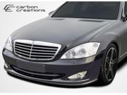 2007-2009 Mercedes S Class W221 Carbon Creations L-Sport Front Spliter (non AMG) - 1 Piece