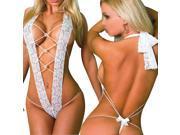 Women Ladies Sexy Underwear Lace Bodysuit Lingerie Sleepwear