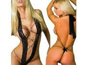 Women Ladies Sexy Underwear Lace Bodysuit Lingerie Sleepwear
