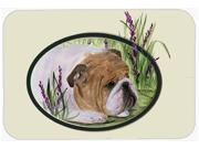 English Bulldog Kitchen or Bath Mat 24x36
