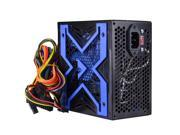 650W ATX 12cm Fan SATA PCIe Low Noise Power Supply