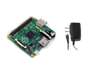 Raspberry Pi Model A+ (256MB) Starter Kit with PSU