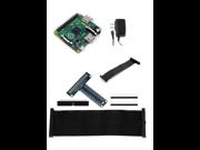 Raspberry Pi Model A+ (256MB) Pro Kit w/PSU, T-Cobbler Plus, 40-Pin GPIO and 40-Pin to 26-Pin GPIO Cables