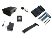 Raspberry Pi B+ / Raspberry Pi 2 Deluxe Accessory Bundle