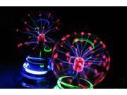 hot sale 4.5 Inch sound magic lamp plasma ball static ball magic ball induction ball