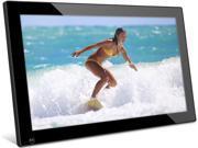 OFFICIAL SELLER NIX 18.5 inch Hi-Res Digital Photo Frame with Motion Sensor, 4GB USB Memory, Photo & Video - X18B