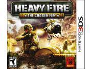 HEAVY FIRE:THE CHOSEN FEW 3DS (NINTENDO 3DS)