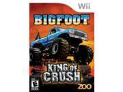 Get ready to deliver maximum Monster Truck carnage in BIGFOOT King of Crush! Unleash the power of BIGFOOT as you dominate dynamic trucks and score with big air, speed and mass destruction.