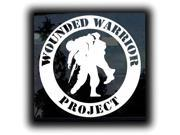Wounded Warrior Project Military Decals 5 Inch