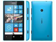UNLOCKED Nokia Lumia 520 Windows Phone 8, BLUE