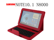 for Samsung note 10.1 inch N8000 split type Bluetooth keyboard keys +ABS glue