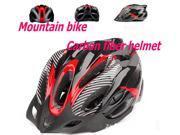 Non integral forming riding helmet bike helmet mountain bike helmet bike helmet