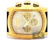 Joe Rodeo King Bubble 0.36 ct Diamond Mens Watch JKI30