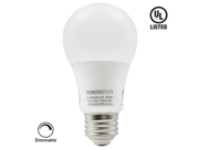 110V 9W Dimmable A19 LED Bulb - 60W Equivalent UL-listed Warm White LED A19 Light Bulb - 850lm E26/E27 Base A19 Bulb for Home, Residential, Commercial, General Lighting