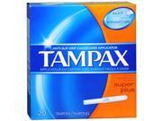 Tampax 20's Super/plus #48010