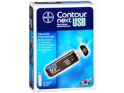 Contour Next USB Blood Glucose Monitoring System - 1 each