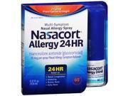 Nasacort Allergy 24 Hr Multi-Symptom Nasal Allergy Spray - 0.37 oz.