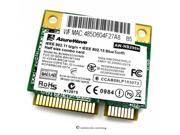 Broadcom BCM43225HMB half size mini PCI-E Wlan Karte 300mbps + Bluetooth 3.0