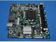 DoDo DIY for HP 691719-001 683037-001 IPXSB-DM Cork motherboard socket 1155 chipset H61 Mini-ITX System Board