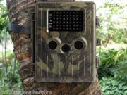 HD1080P Digital IR Trail Hunting Camera 2.5'' LCD 12MP Wildlife  night vision