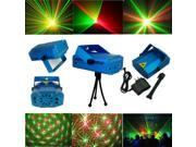 Mini Projector R&G DJ Disco Light  Xmas Party Laser Lighting Effect Stage Moving